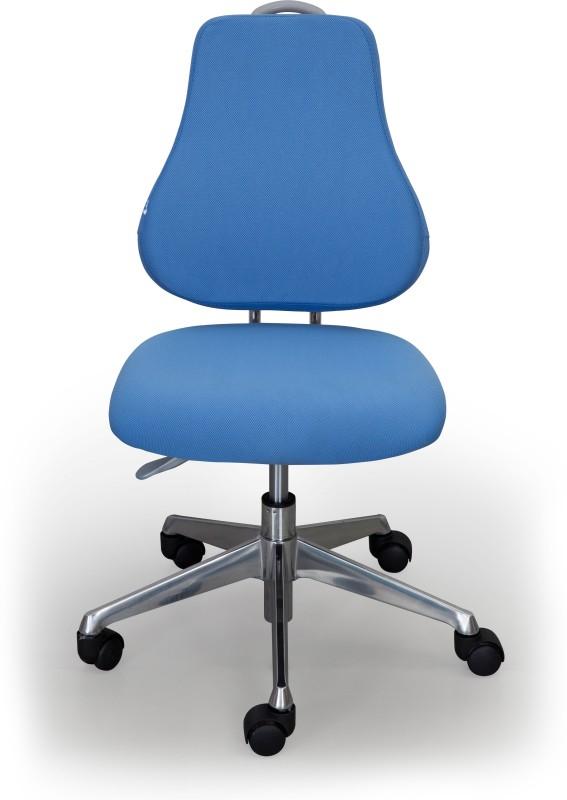 Alex Daisy Ergo Leatherette Study Arm Chair(Blue)