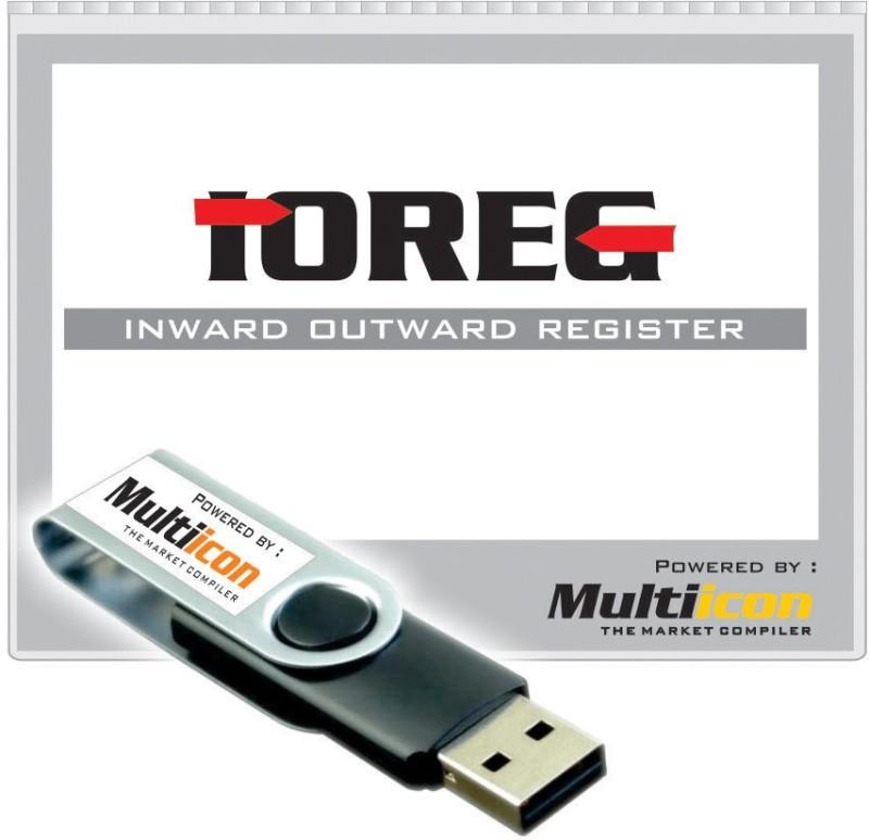 Multiicon IOREG (Pen Drive Version)