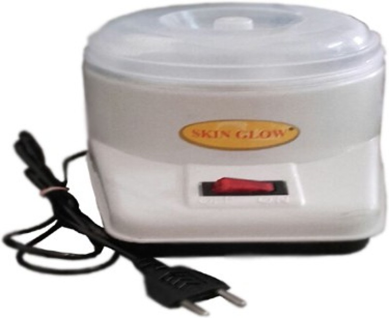 Skin Glow Oil and Wax Heater(White)
