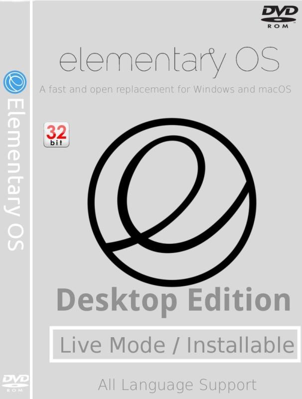 Elementary OS 0.4 Loki DVD 32 bit