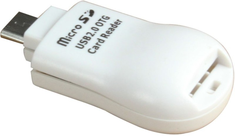 Heartly Micro USB OTG Adapter(Pack of 1)
