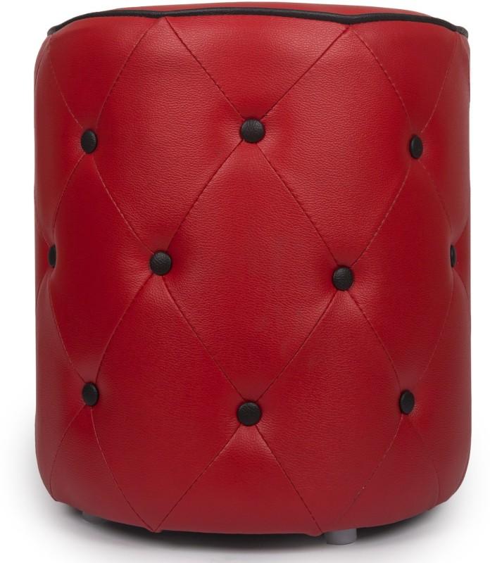 aadeshwar-enterprise-solid-wood-pouffinish-color-red