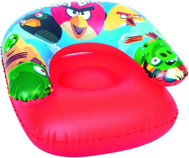 Bestway 30 x 30 Angry Birds Child Chair(Multicolor)