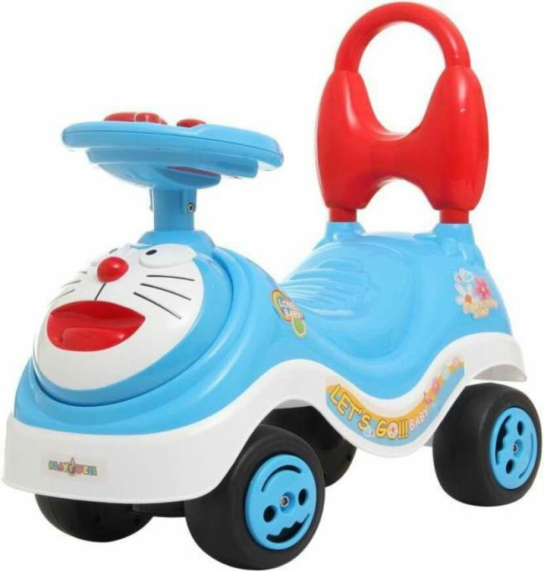 SR Gifts Doreamon Car(Blue)