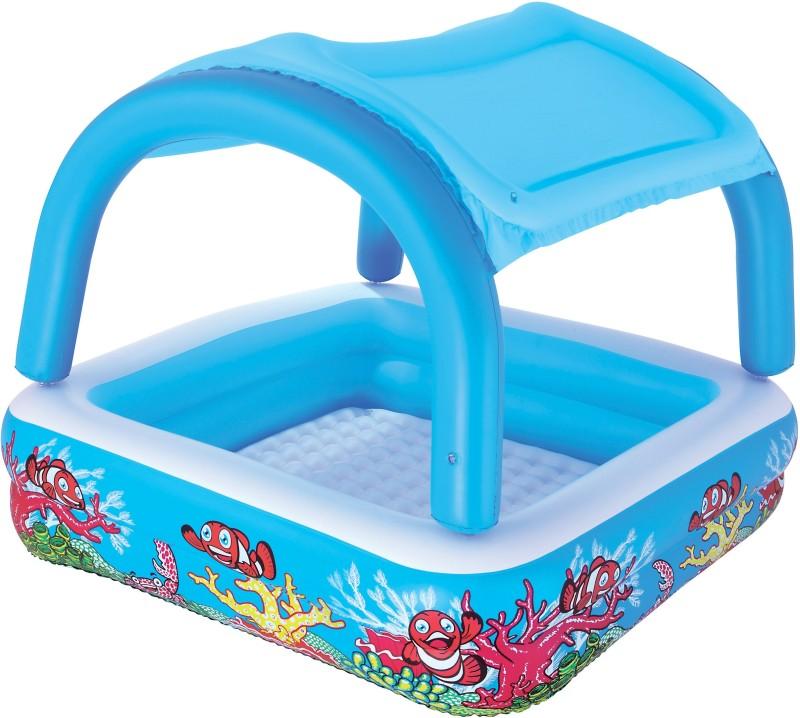 Bestway Canopy Play Pool(Multicolor)
