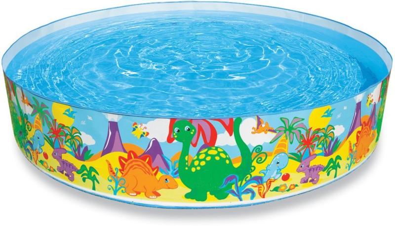Intex Coral Reef Snap Set Pool 8X18(Multicolor)