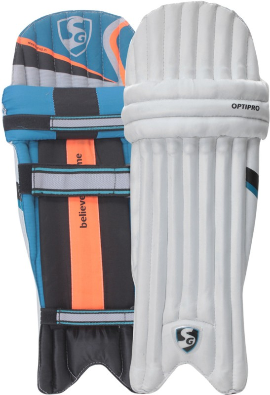 SG Optipro Men's (39 - 43 cm) Batting Pad(Multicolor, Ambidextrous)