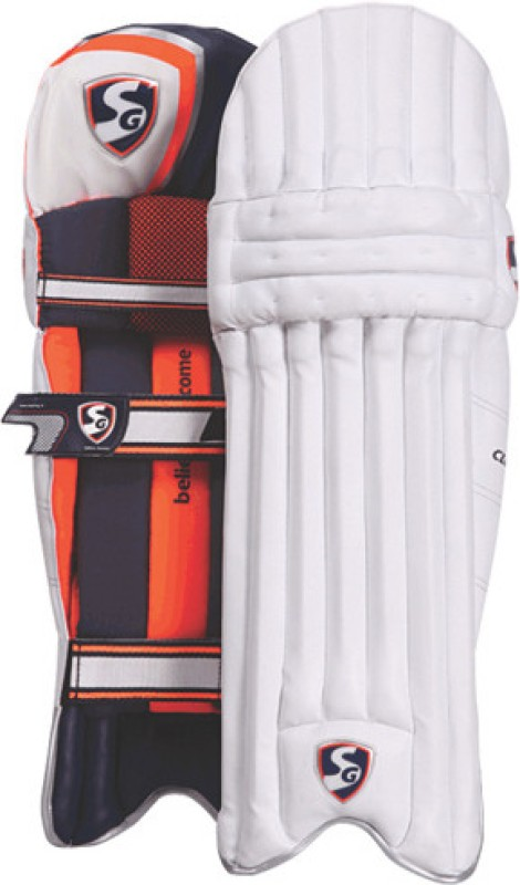 SG Club Men's (39 - 43 cm) Batting Pad(Assorted, Right-Handed)