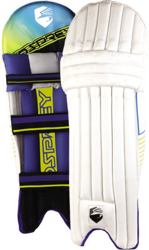 Osprey S600 Youth (36 - 38 cm) Junior Batting Pad(White, Right Handed/ Left Handed)
