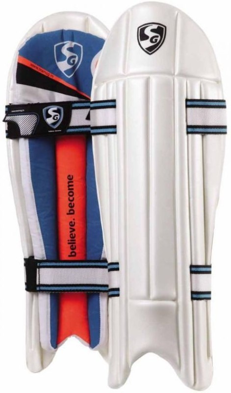SG Proflex Men's (39 - 43 cm) Wicket Keeping Pad(Assorted, Right handed)