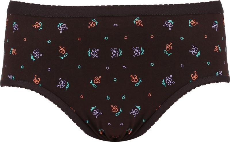 Vaishma Pbr Women's Brief Multicolor Panty(Pack of 1)