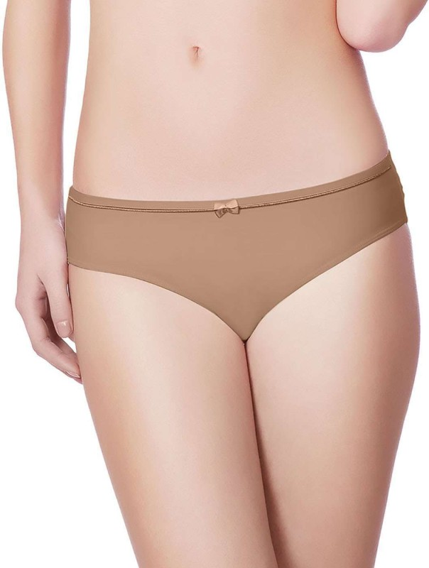 Amante Womens Hipster Beige Panty(Pack of 1)