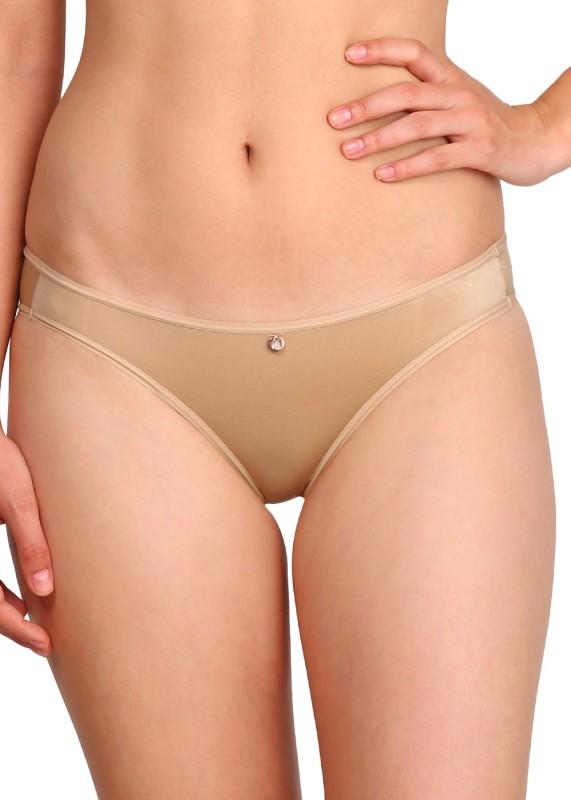 Jockey Womens Bikini Beige Panty