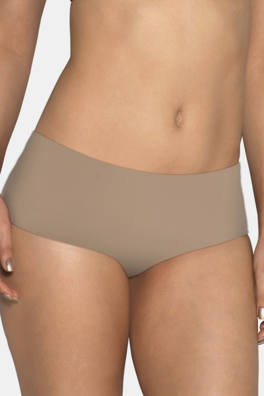 Amante Womens Bikini Beige Panty(Pack of 1)