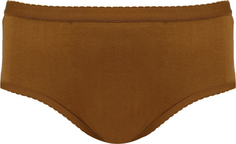 Vaishma Lbr Women's Brief Brown Panty(Pack of 1)