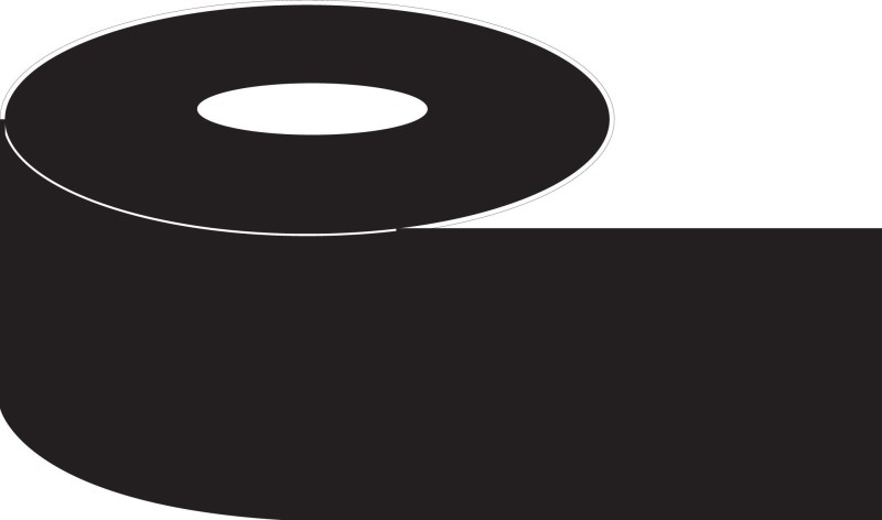 Nplabel Wax Barcode Printer Ribbon 85WX300MTR Non-adhesive Paper Label(Black)