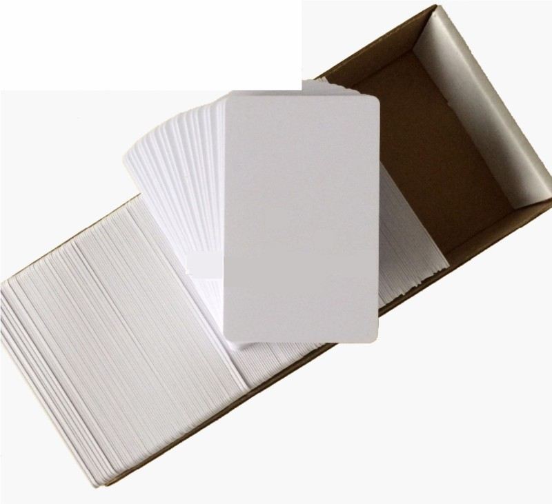 DDS Inkjet Unruled ID Inkjet Paper(Set of 1, White)