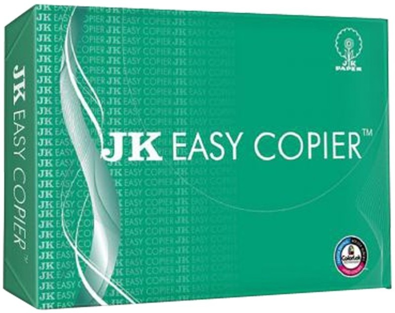 JK Easy Copier Unruled 4R Printer Paper(Set of 1, White)