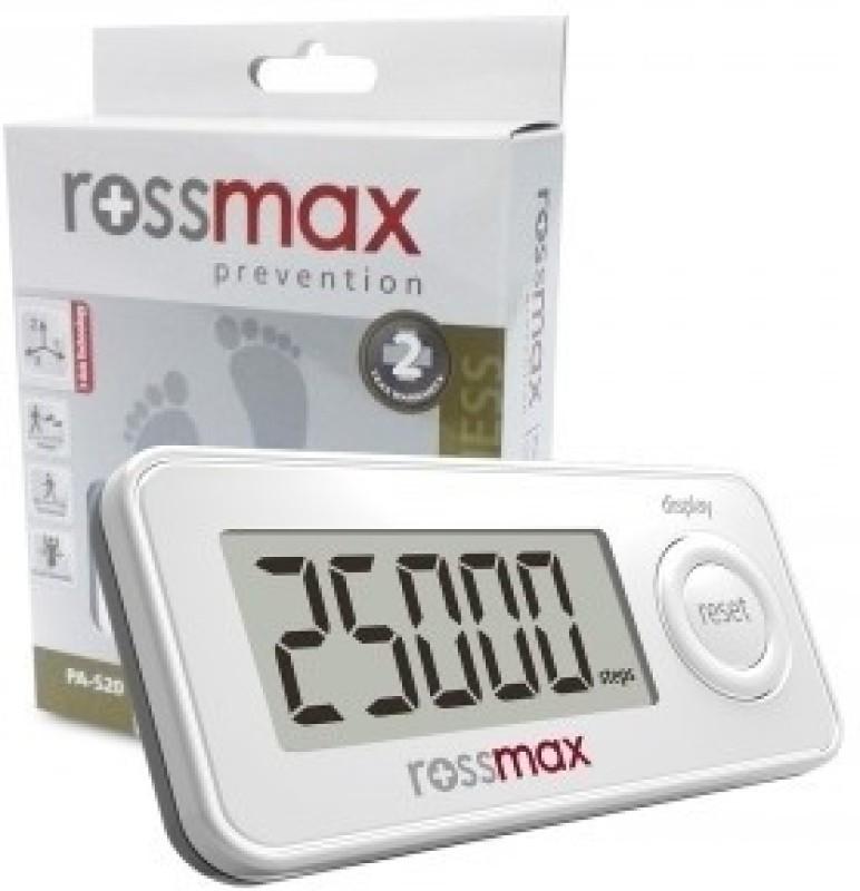 Rossmax PA S20 Pedometer(White)