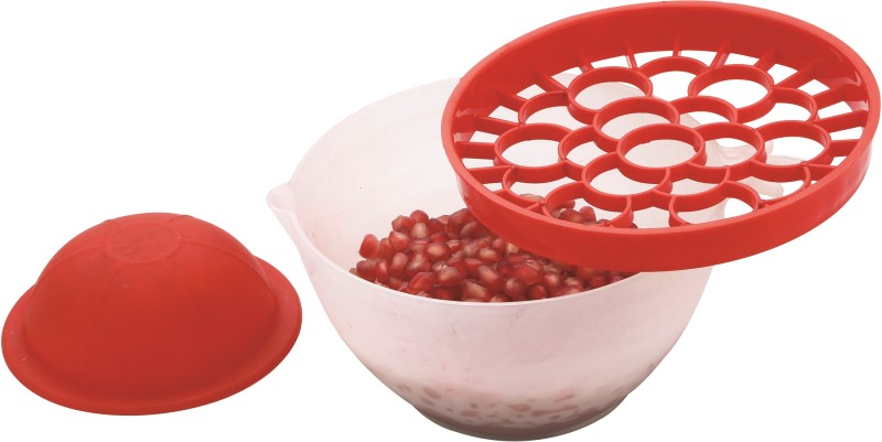 Favourite Pomegranate Seed Extractor NA Peeler(Red)