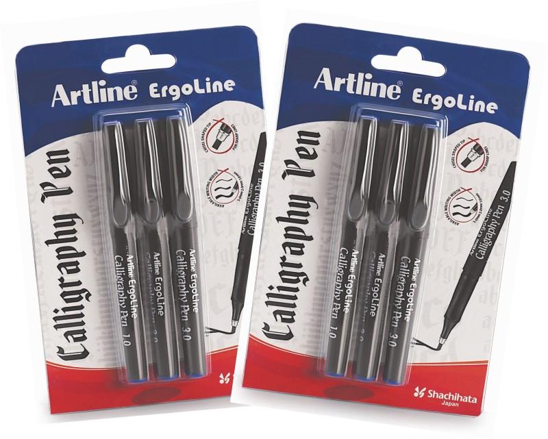 Artline Ergoline Calligraphy(Pack of 2)