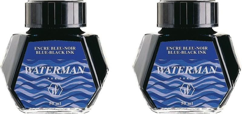 Waterman Blue Ink Bottle(Pack of 2)