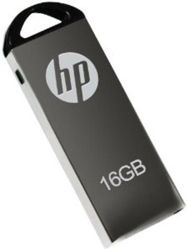 HP V220 16 GB Pen Drive(Silver) image