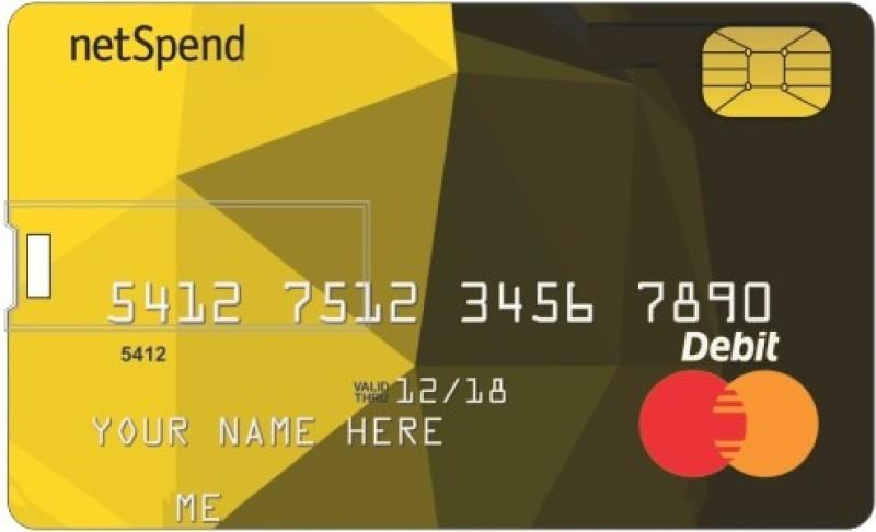 Printland Credit card Shape Pendrive PC160165 16 GB Pen Drive(Multicolor)