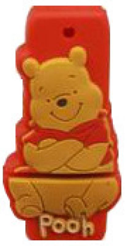 Microware Winnie the Pooh Shape 8 GB Pen Drive image