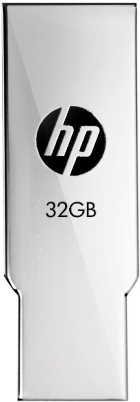 HP V237W 32 GB Pen Drive(Silver)