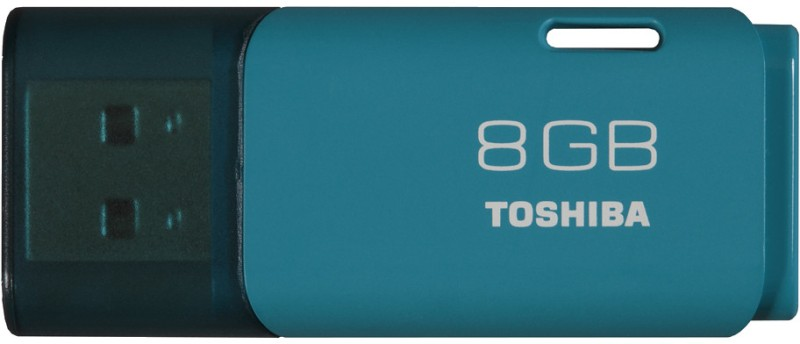 Toshiba Hayabusa 8 GB Pen Drive(Light Blue)