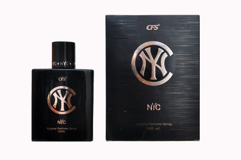 CFS NYC Black Eau de Parfum  -  100 ml(For Boys) image