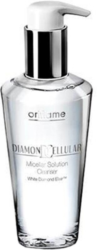 Oriflame Sweden diamond cellular miceller solition cleaner Eau de Cologne  -  200 ml(For Men & Women) image