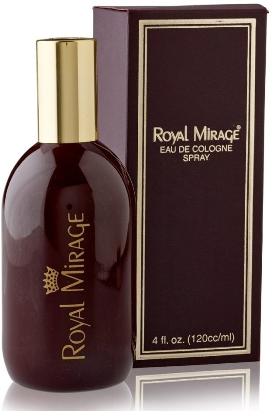 Royal Mirage Original EDC  -  120 ml(For Men) image