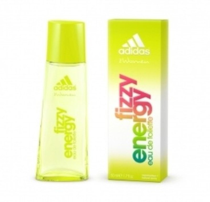ADIDAS Fizzy Energy EDT - 50 ml(For Girls)