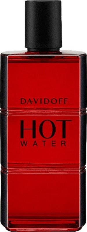 Davidoff HOT WATER MAN Eau de Toilette - 110 ml(For Men)