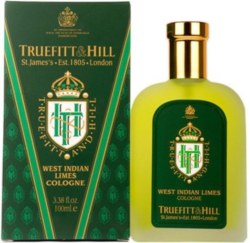 Truefitt & Hill West Indian Limes Eau de Cologne  -  100 ml(For Men) image