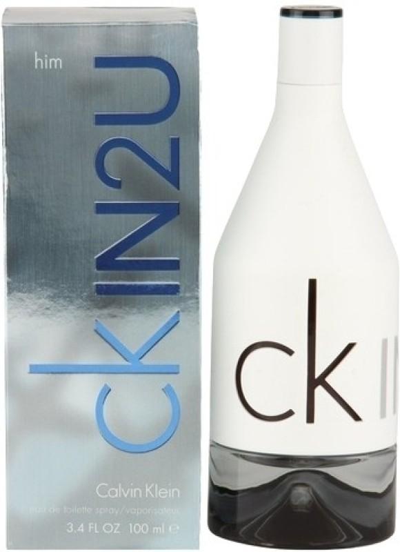 Calvin Klein in to U EDT - 100 ml(For Men)