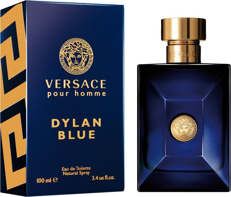 Versace Dylan Blue Eau de Toilette - 100 ml(For Men)