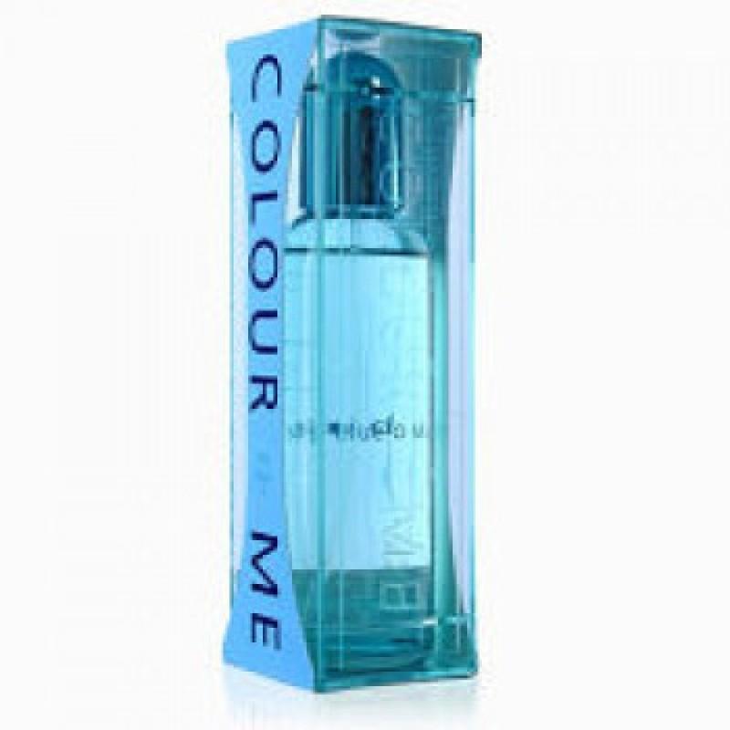 Colour Me Sky Blue EDT  -  100 ml(For Women) image