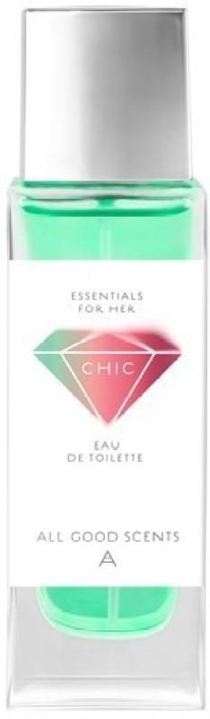 All Good Scents Chic Eau de Toilette  -  50 ml(For Women) image