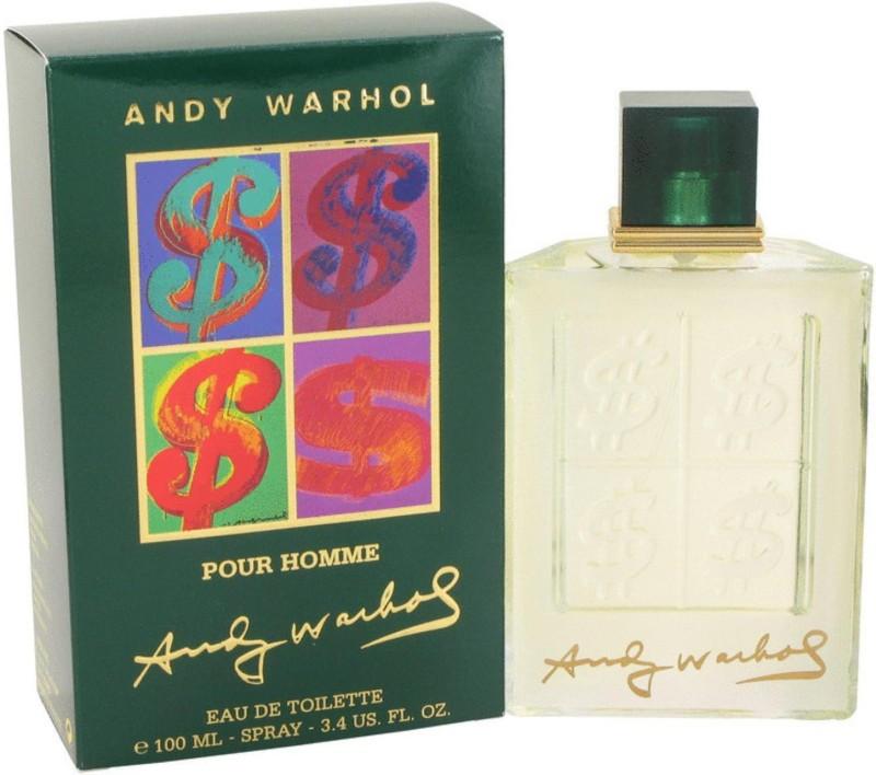 Andy Warhol Andy Warhol 3.4oz EDT Men Eau de Toilette  -  100 ml(For Boys) image