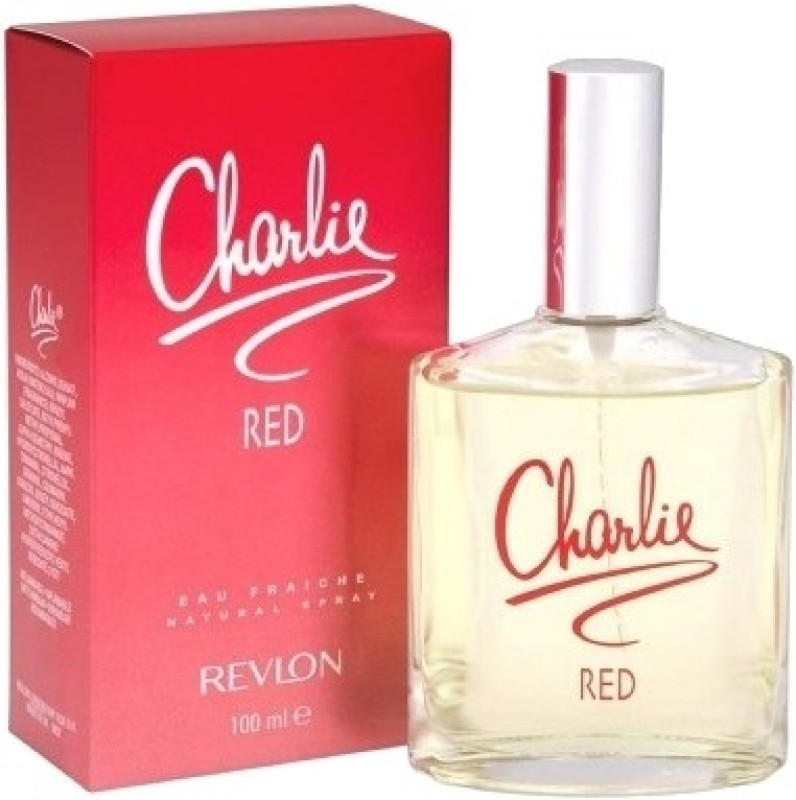 Revlon Charlie Red EDC  -  100 ml(For Women) image