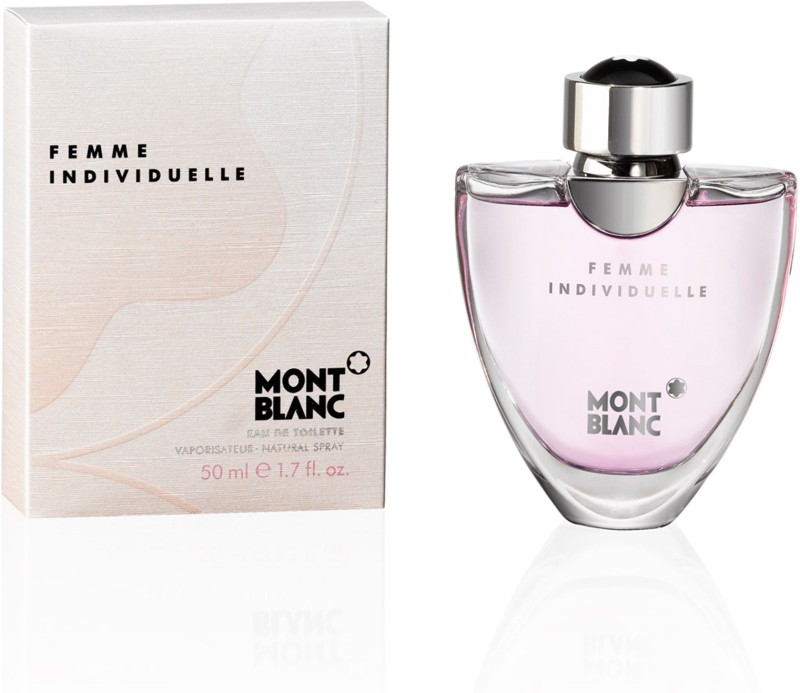 Montblanc Femme Individuelle EDT  -  50 ml(For Women) image