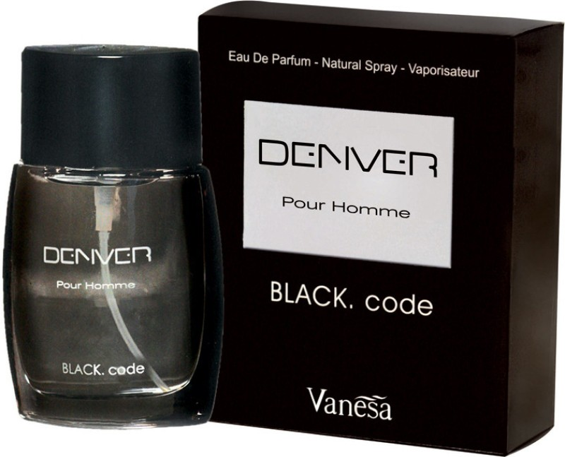 Denver Black.Code EDP - 50 ml(For Men)