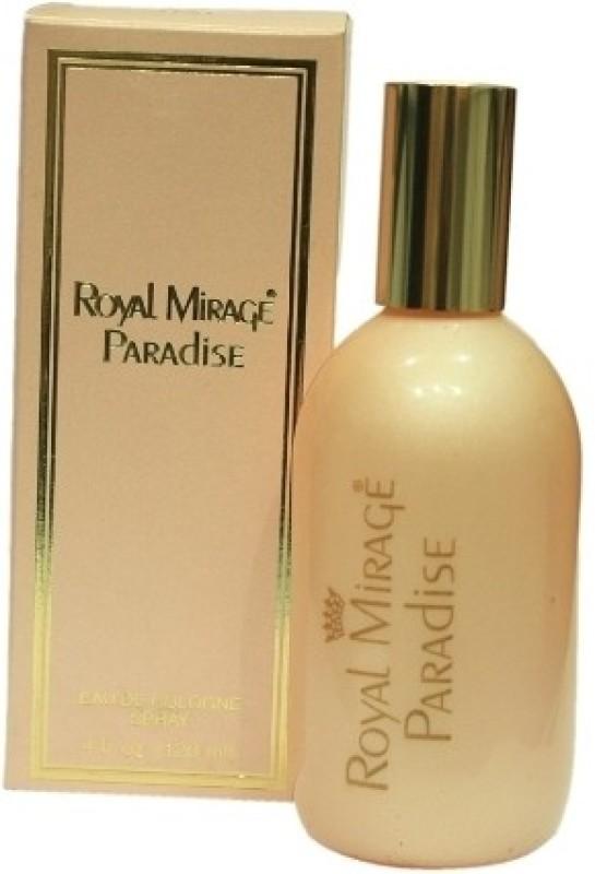 Royal Mirage Paradise EDC  -  120 ml(For Women) image