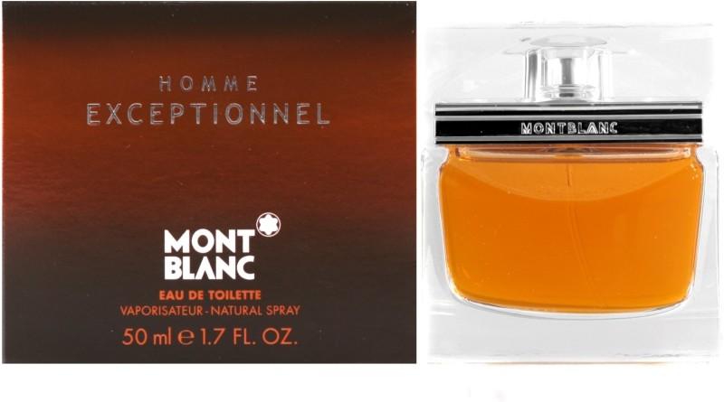 Montblanc Homme Exceptionnel EDT - 50 ml(For Men)