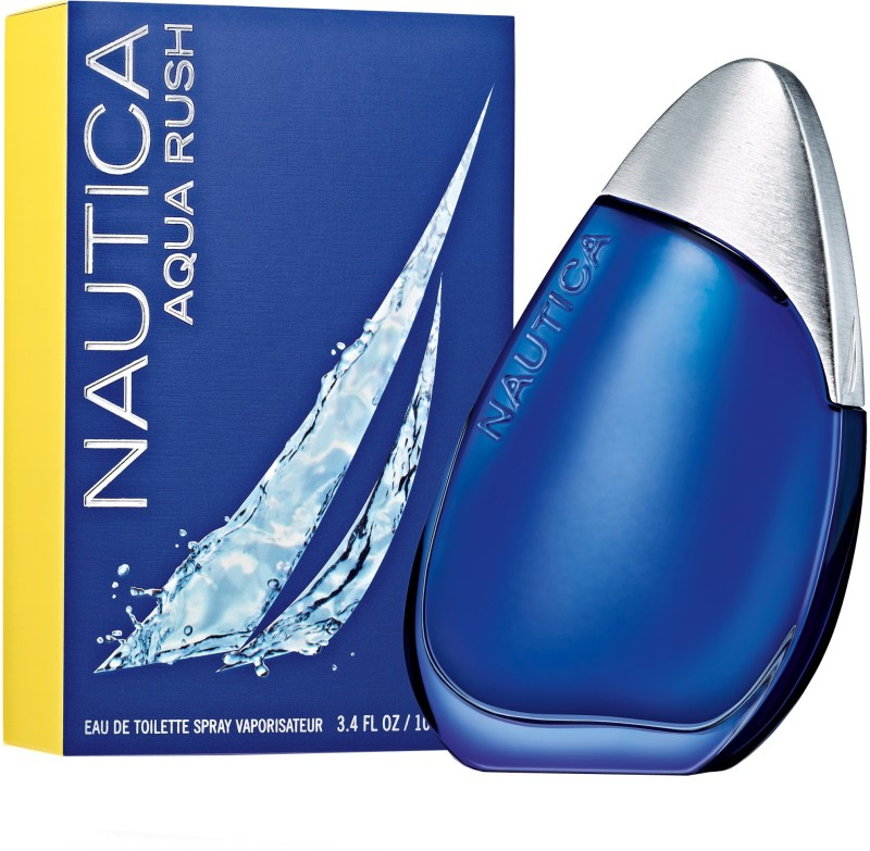 Nautica Aua Rush Eau de Toilette - 100 ml(For Men)