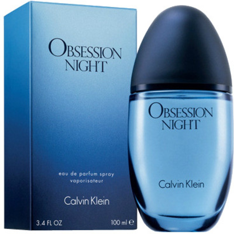 Calvin Klein Obsession Night EDP - 100 ml(For Women)