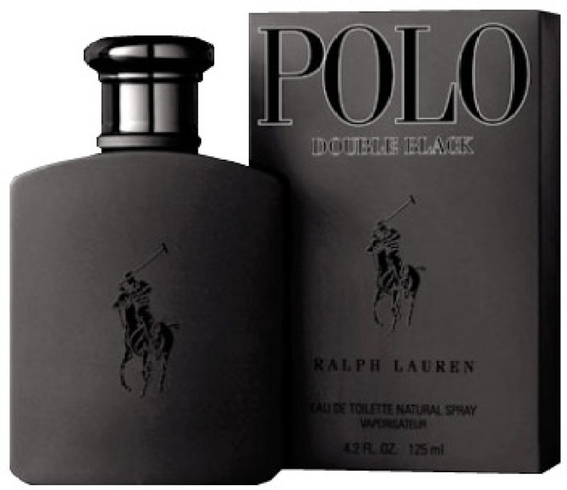Ralph Lauren Polo Double Black EDT - 125 ml(For Men)
